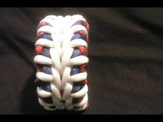 How to make a Modified Sanctified Paracord Survival Bracelet - BoredParacord.com…