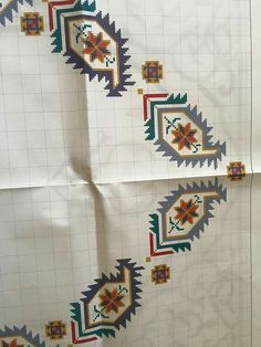 This post was discovered by _b Cross Stitch Embroidery, Cross Stitch Patterns, Vintage Cross Stitches, Bargello, Needlepoint, Diy And Crafts, Carpet, Canvas, Crochet