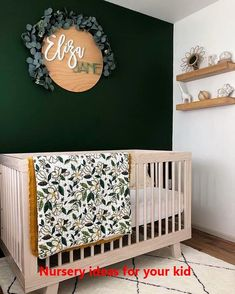 665 Best Green Baby Rooms Images In