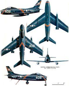 North American FJ-3 FURY