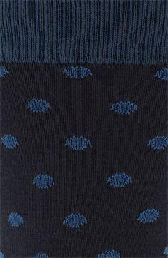 hook + ALBERT Polka Dot Socks | Nordstrom