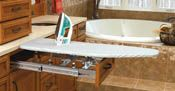 Yes please! A pull out ironing board. Quick & easy, now if only it was reasonably priced... @Jackie