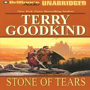 Stone of Tears: Sword of Truth, Book 2 (Unabridged) | http://paperloveanddreams.com/audiobook/280203583/stone-of-tears-sword-of-truth-book-2-unabridged |