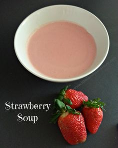 from little family adventure strawberry soup strawberry soup ditch the ...