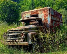 Abandoned, Antique Cars, Antiques, Vehicles, Photography, Left Out, Vintage Cars, Antiquities, Antique
