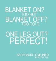 Story of my sleeping habits!!!