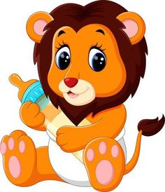 Find Illustration Cute Baby Lion Cartoon stock images in HD and millions of other royalty-free stock photos, illustrations and vectors in the Shutterstock collection. Thousands of new, high-quality pictures added every day. Cartoon Dolphin, Cartoon Lion, Cartoon Monkey, Baby Cartoon, Cartoon Art, Cute Cartoon, Cartoon Images, Clipart Baby, Cute Clipart