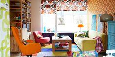 Encha a sua casa de cor | SAPO Lifestyle