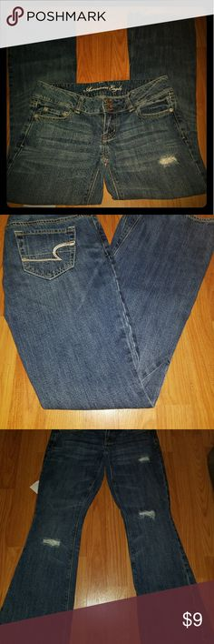 American Eagle skinny boot size 2 Super cute and comfy American Eagle jeans size 2 American Eagle Outfitters Jeans