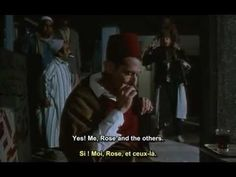 Dalida in 'Le sixième jour' by Youssef Chahine, English fansubs, 1-7