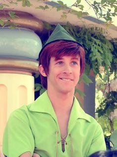 Spieling Peter Pan - California Disneyland