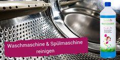 Waschmaschinen und Spülmaschinen brauchen Pflege. Hier sind Tipps, wie du sie reinigen kannst wenn sie stinken. Waschmaschine ✓ Spülmaschine ✓