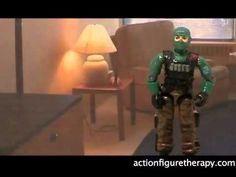 Anger Issues - Action Figure Therapy