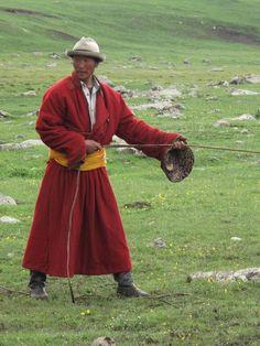 voyage, regard, Mongolie
