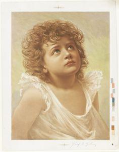 Het verzamelen van vintage beelden: kinderen (147 werken)
