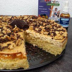 Jáhlový dort Toffee, Ricotta, Tiramisu, Banana Bread, Ethnic Recipes, Fitness, Cakes, Diet, Sticky Toffee