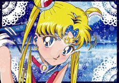 Sailor Moon by riccardobacci