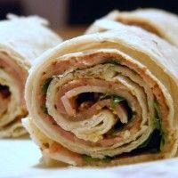 Koude wraps : Recepten van Domy