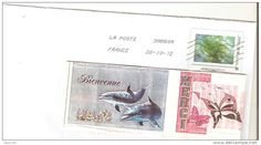 """ENVELOPPE PRET A POSTER """"THEME LES ARBRES"""" FRANCE OBLITERE - Delcampe.net"""
