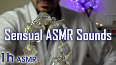 It is 1 hour sensual ASMR with only sounds, no talking. Good session for falling asleep faster and relax. Recorded with HQ mics from ear to ear sound. Sleep well - then share your feelings about it ;)