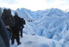 Perito Moreno in Argentina