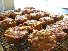 food - mini turkey meatloaf with veggies. food - mini turkey meatloaf with veggies.food - mini turkey meatloaf with veggies. Baby Food Recipes, Snack Recipes, Cooking Recipes, Toddler Recipes, Kid Recipes, Toddler Lunches, Toddler Food, Toddler Stuff, Mini Turkey Meatloaf