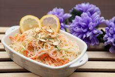 칼로리를 확줄인 다이어트요리 천사채 샐러드 :: 별바라기의 뚝딱! 집밥요리