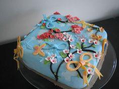 pipstudio taart blauw