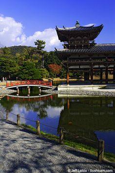 Byodo-in, Kyoto, Japan  http://www.facebook.com/KIMOKAME