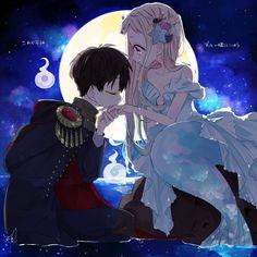Girls Anime, Anime Art Girl, Cute Anime Pics, Fan Art, Anime Fairy, Otaku Anime, Anime Couples, Cute Drawings, Aesthetic Anime