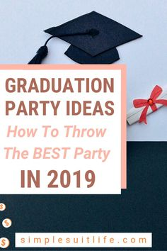 These are great, simple ideas for keeping people (especially little kiddos!) busy, entertained and fed at graduation parties. They are fun activites and a for sure win to go over well with all guests. #PartyEntertainmentIdeasForKids #PartyFoodForACrowdOnABudget #GraduationPartyIdeas #GraduationPartyDecorations