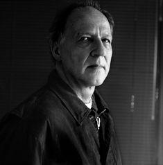 Werner Herzog (1942) - German film director, producer, screenwriter, actor, opera director. Photo Paris 1999-byChristophe d'Yvoire  Werner Herzog por Christophe d'YvoireParis 1999 Corbis