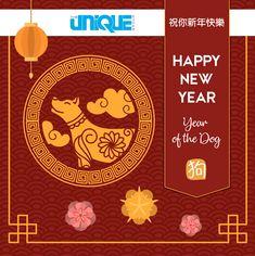 #happychinesenewyear #chinesenewyear #yearofthedog #bestwishes #red #golden #love #inspiration #unique #yourbrandsolution