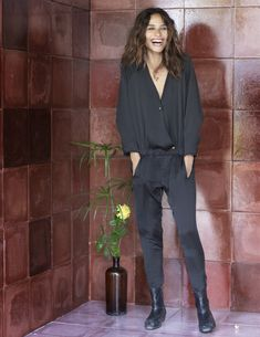 MINIMAL + CLASSIC: Rabens Aw14  This outfit is.....PERFECT.....the boots are EVERYTHING