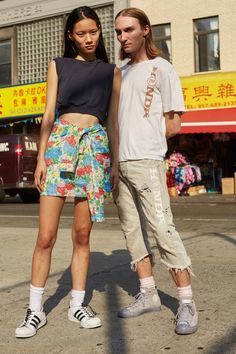 Yulu 20, &  Adam Dupré 29. new york's cutest summer couples sound off on life and love   Photography Kathy Lo
