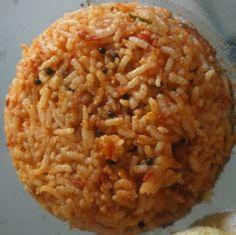 De Gevulde Olijf: Rode rijst