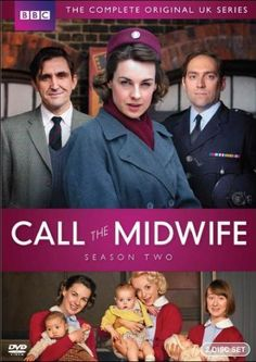 Created by Heidi Thomas.  With Vanessa Redgrave, Helen George, Jenny Agutter, Laura Main. Chronicles the lives of a group of midwives living in East London in the late 1950s to early 1960s.