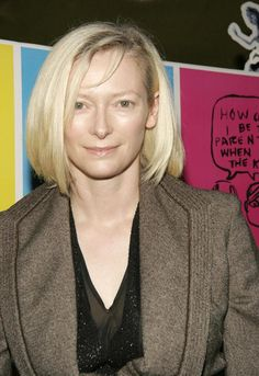 Tilda S. My celeb that I should associate with.