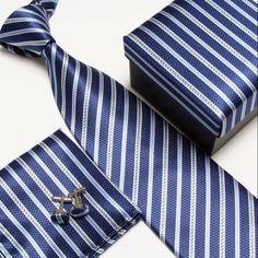 Hooyi   Neck Tie Set With Pocket Handkerchief