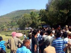 Protests In Mendhar Over Army's Bid To Grab Graveyard