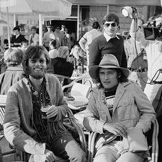 Peter Fonda & Dennis Hopper