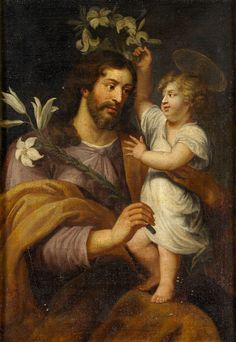 May 1 – Happy Feast day of St Joseph the Worker  St Joseph please pray for us and intercede with Your Holy foster Son for all our needs as we labour this and each day for the glory of God. O Joseph, virgin father of Jesus, pure spouse of the Virgin Mary, pray for us daily to the Son of God, that, armed with the weapons of His grace, we may fight as we ought in life, and be crowned by Him in death. Amen.............join Devotions | DEVOTIO