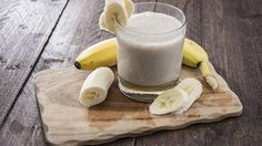 Day-Off Diet Almond Butter Banana Smoothie | The Dr. Oz Show