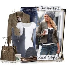When it Won't Warm Up by exxpress on Polyvore
