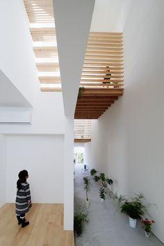 Katsutoshi Sasaki + Associates / House In Yamanote, 2015.