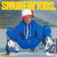 Unknown Artist - Smurfin' Kids (Vinyl) at Discogs