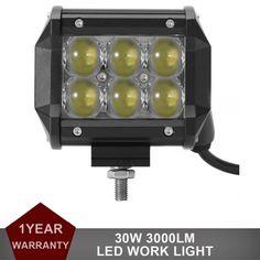 $17.32 (Buy here: https://alitems.com/g/1e8d114494ebda23ff8b16525dc3e8/?i=5&ulp=https%3A%2F%2Fwww.aliexpress.com%2Fitem%2FOSRAM-30W-LED-Work-Light-Bar-4-Offroad-Driving-Fog-Lamp-12V-24V-Car-Motorcycle-Bicycle%2F32655880329.html ) 4 Inch 30W LED Work Light Offroad Driving Fog Lamp Car Motorcycle Bicycle SUV ATV 4WD 4X4 UTE Auto UTV AWD Spot Flood Headlight for just $17.32