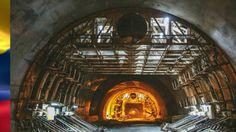 El Túnel de la Línea se entregaría en el 2018