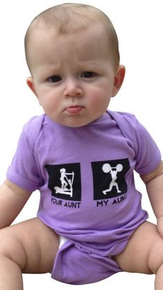 My Aunt Onesie $15.00 Sizes Available: Newborn, 6, 12, and 18 months. Colors Available: Pink, Blue, Apple Green, Lavender and Yellow. Made of 100% Cotton!