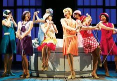 Singin' In The Rain tickets at the Palace Theatre | London Theatre ...